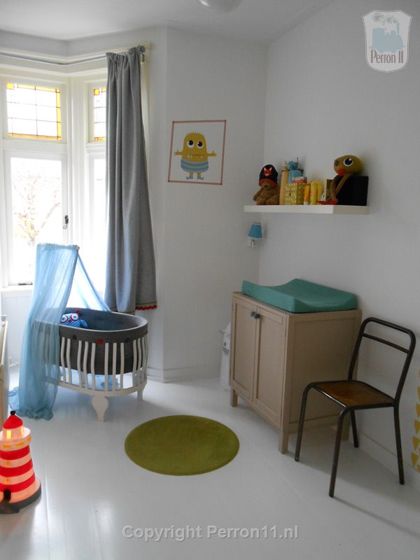 nursery nursery inspiration monsters boy